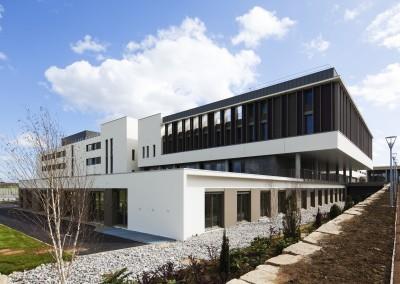 Centre Hospitalier du Centre Bretagne – Noyal-Pontivy (56)
