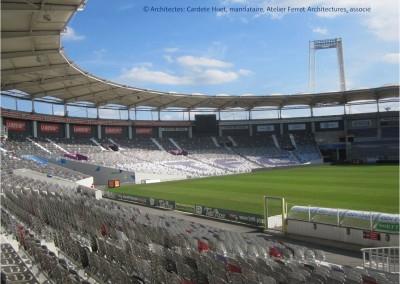 Mairie de Toulouse Stadium