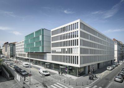 Centre universitaire des quais – Lyon 7ème