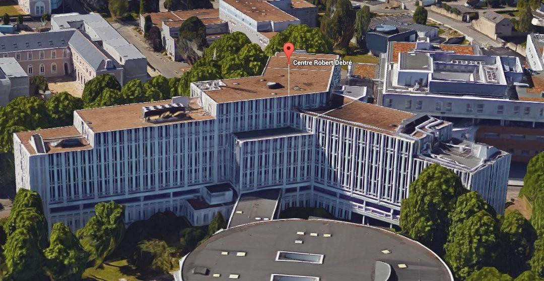 Centre Robert Debré – CHU d'Angers (49)