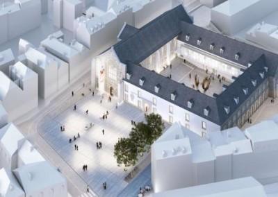 Musée «Les Jacobins» pour la ville de Morlaix