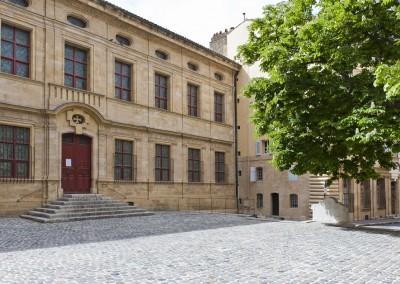 Communauté de Communes du Pays d'Aix, Musée Granet à Aix-en-Provence