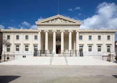 Ministère de la Justice, Palais de Justice Monthyon à Marseille