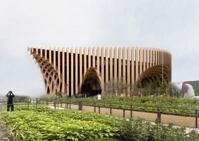 Pavillon France à l'Exposition Universelle de Milan, FranceAgriMer