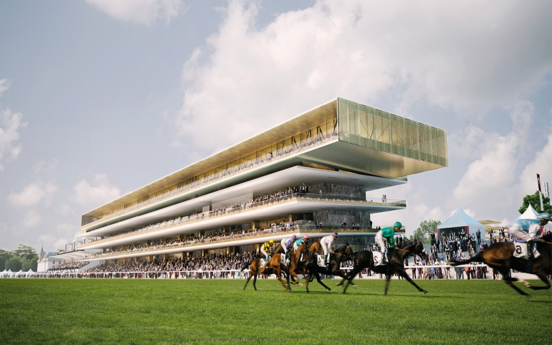 Nouvel Hippodrome ParisLongchamp – Paris (75)