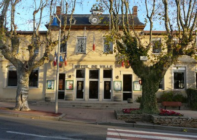 Mairie Chassieu