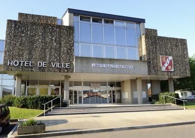 Mairie de Saint Sébastien sur Loire