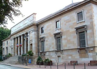 Ministère de la Justice – Palais de Justice de Chalon sur Saône