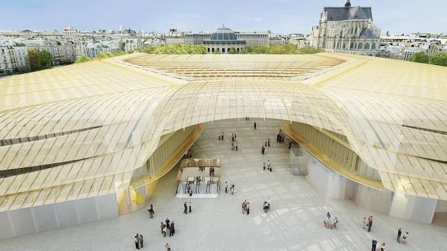 Forum des Halles – Paris (75)