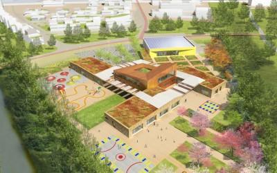 Centre de ressources et de loisirs COLUCHE – Calais (62)