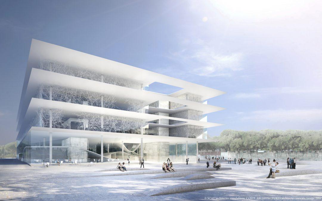 ATRIUM de l'Université – Montpellier (34)