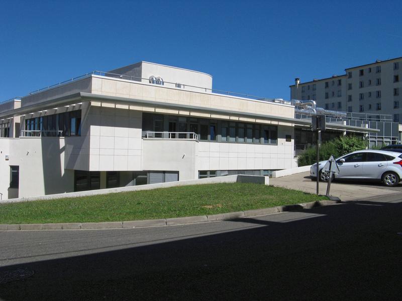 Hôtel de Région