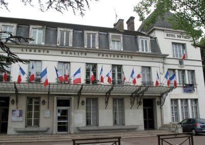 Mairie Villeneuve-Saint-Georges