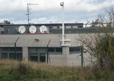 Ministère de l'Intérieur – Centre de Rétention Administratif de Coquelles