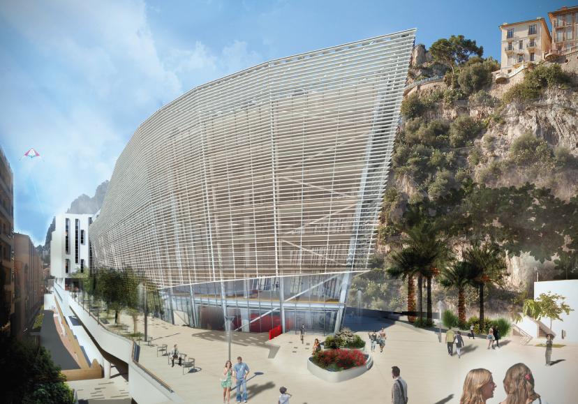 L'ilôt Pasteur – Principauté de Monaco