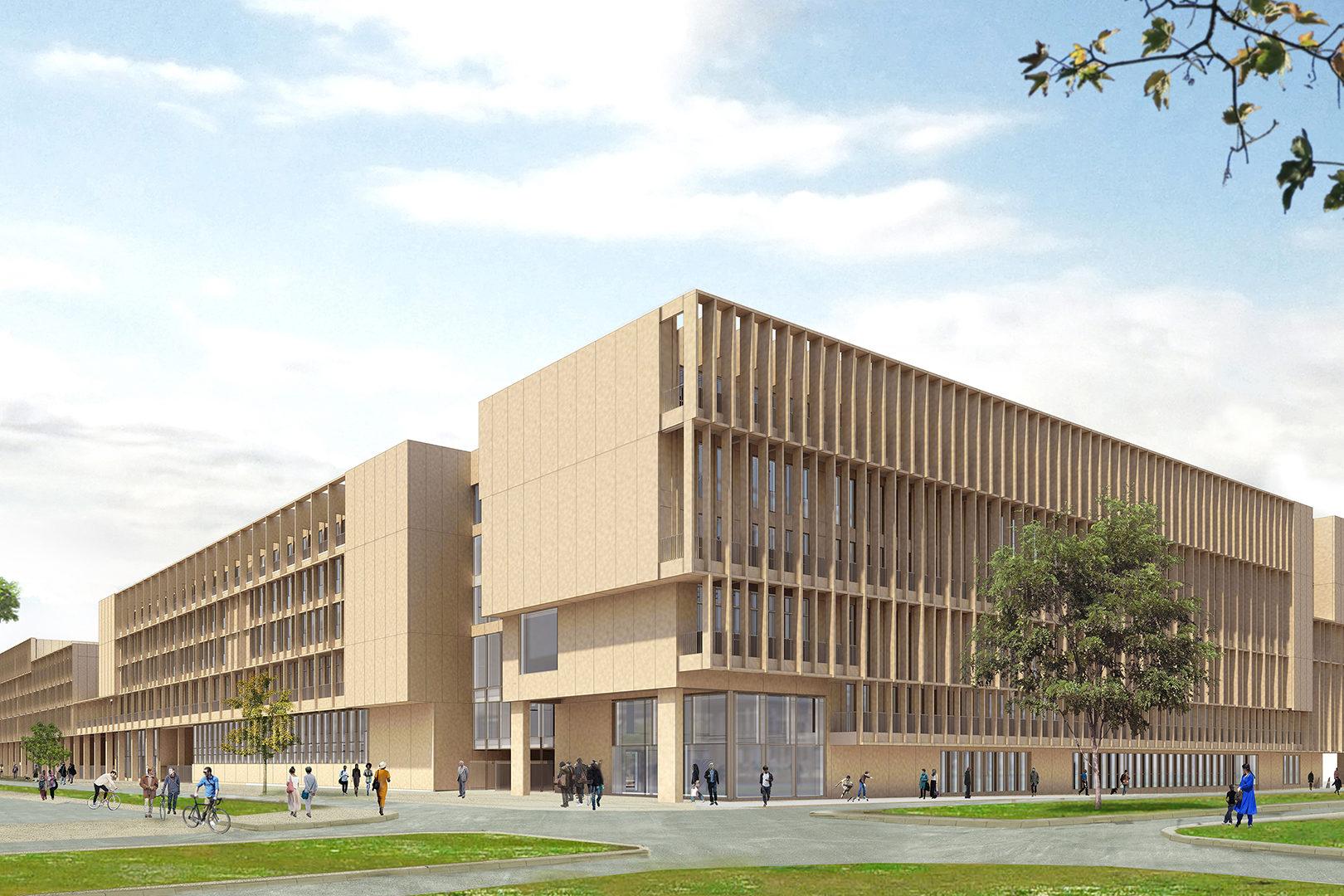 Institut Mines Telecom - Paris Saclay (91)
