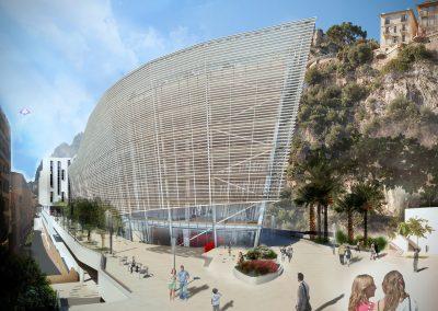 Ilot Pasteur – Principauté de Monaco