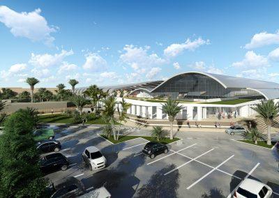 Centre balnéaire Raoul Fonquerne – Sète (34)