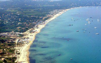 AMO Ingénierie Maritime – Plage de Pampelonne – Ramatuelle (83)