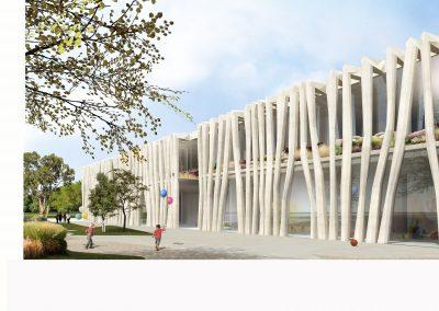 Médiathèque – Vaulx-en-Velin (69)