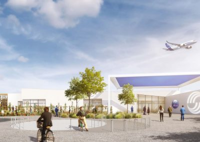 Airbus – Projet New Canteen – Bouguenais (44)