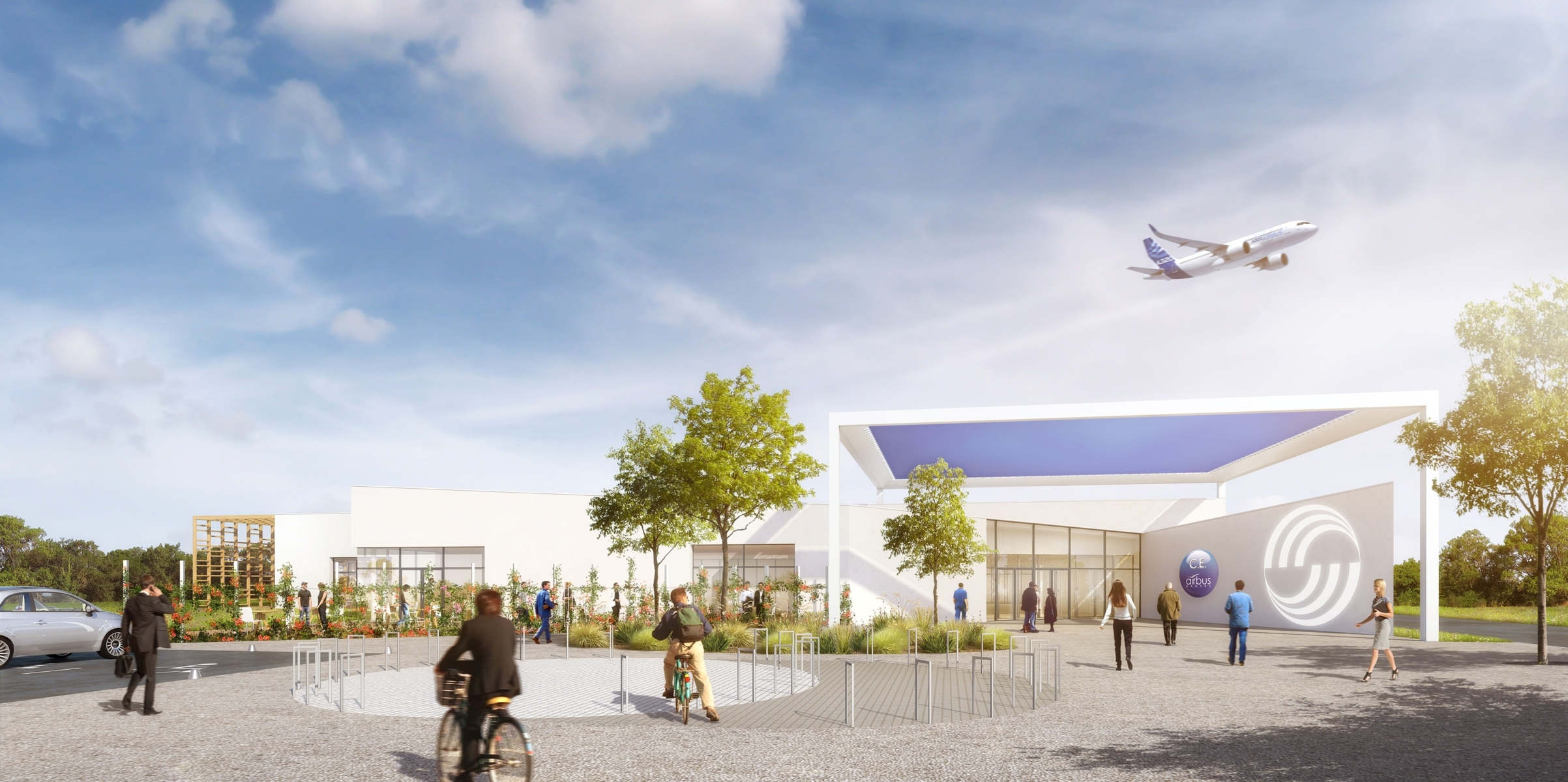 Airbus - New Canteen