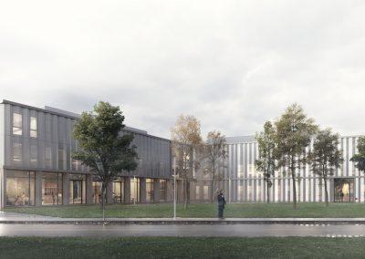 Campus eNova – Ecole supérieure ESARC – Labège (31)