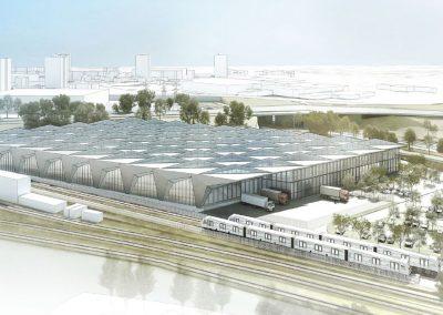 CER Rosny sous bois - Grand Paris Express - Richez Associés et WilkinsonEyre Architects-2