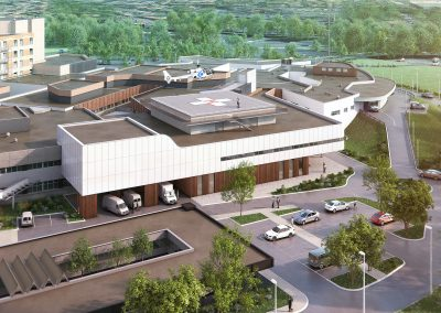 Centre Hospitalier de Dax-Côte d'Argent – Dax (40)