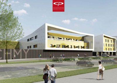 Centre Hospitalier Moulins-Yzeure – Moulins (03)