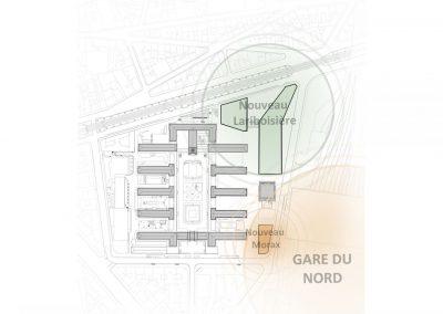 CH Nouveau Lariboisiere-BRUNET-SAUNIER ARCHITECTURE - 3