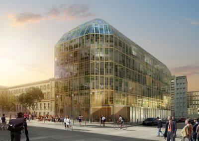 Nouvel Hôpital Lariboisière – Paris (75)