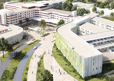 Hôpital Nord Ouest – Villefranche-sur-Saône (69)