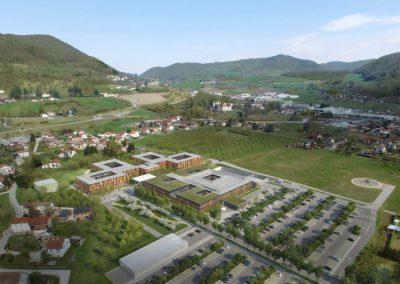 Nouveau Centre Hospitalier – Voiron (38)
