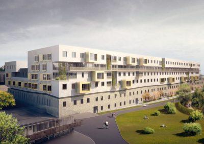 Centre Hospitalier Bretagne Atlantique – Vannes (56)