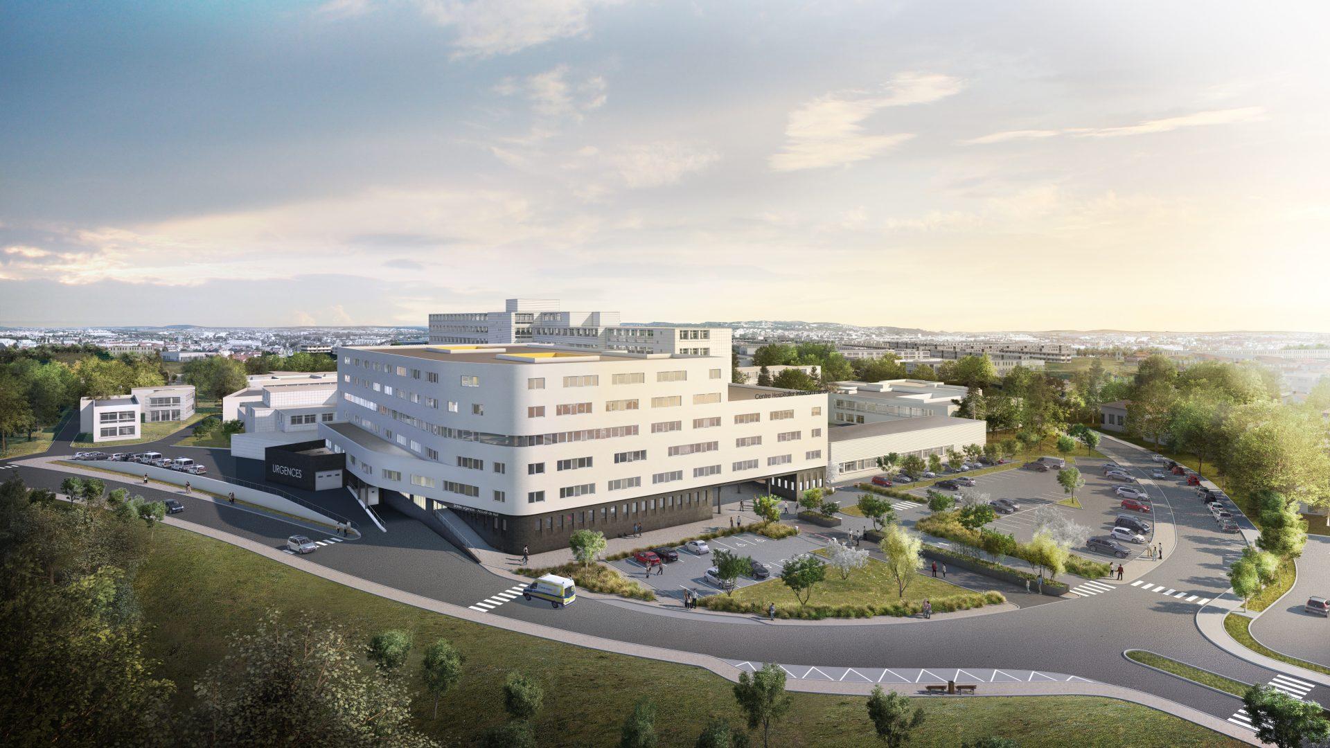 CHIPS - Centre Hospitalier Intercommunal Poissy Saint-Germain-en-Laye