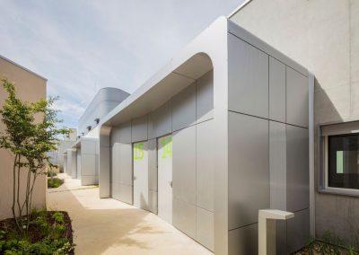 HIA PERCY - Nouveau centre traitement brulés - ART & BUILD Architecture - 2