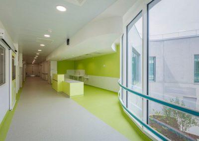 HIA PERCY - Nouveau centre traitement brulés - ART & BUILD Architecture - 3
