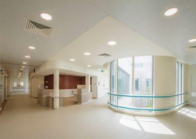 HIA PERCY - Nouveau centre traitement brulés - ART & BUILD Architecture - 4