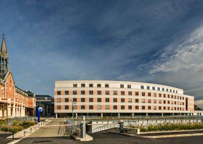 Centre Hospitalier Saint Léon – Bayonne (64)