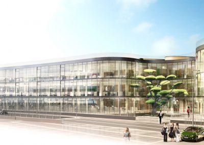 La Filature - ROUEN - ARTEFACT, architectes