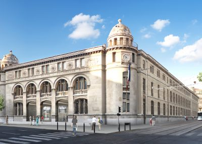 La Poste Colbert – Marseille (13)