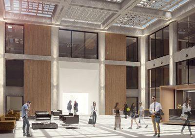 poste-colbert_vue halle principale_carta-associes-architecte_matthieu-recope (entrée)