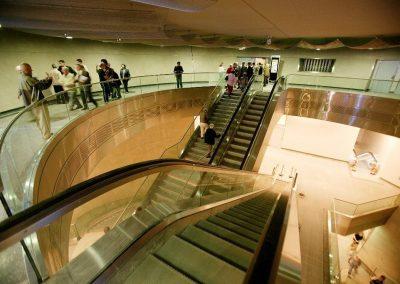 Escaliers mécaniques du Métro ligne B – Toulouse (31)