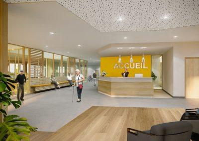 EHPAD Villefranche sur Saone 3-©TLR Architecture & Associés