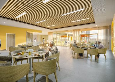 EHPAD Villefranche sur Saone 4-©TLR Architecture & Associés