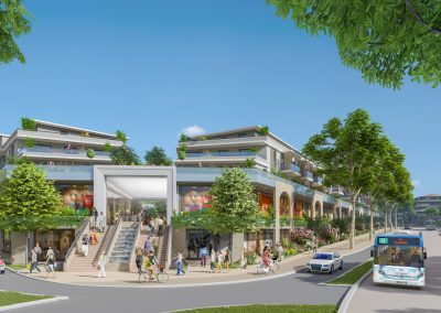 Ensemble immobilier de 547 logements – Mougins (06)