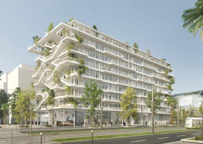 Immeuble Anis – ZAC Nice Méridia (06)