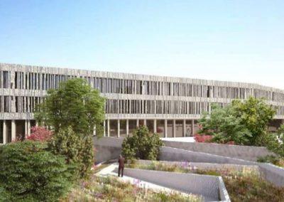 Collège de Lançon-Provence (13)