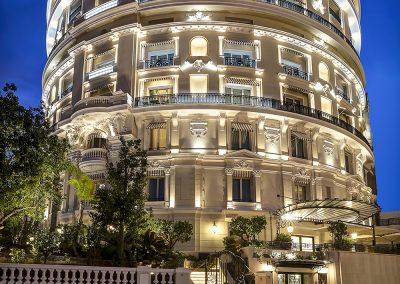 Hôtel de Paris - Vue extérieure